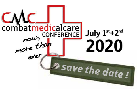 Save the Date CMC 2020